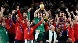 España Mundial Sudáfrica 2010