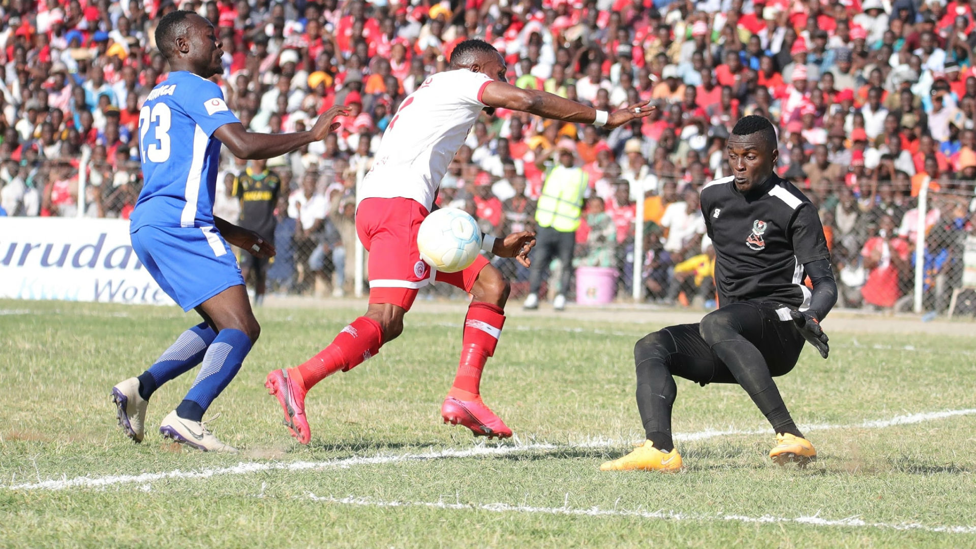 Vandenbroeck calls on referees to protect Simba SC players after mauling JKT Tanzania