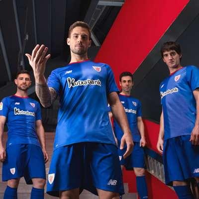 Athletic Bilbao Trikots 2018 19