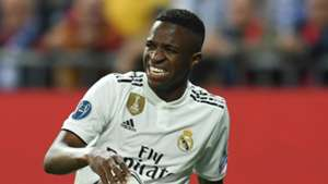 Vinicius Junior Real Madrid 2018-19