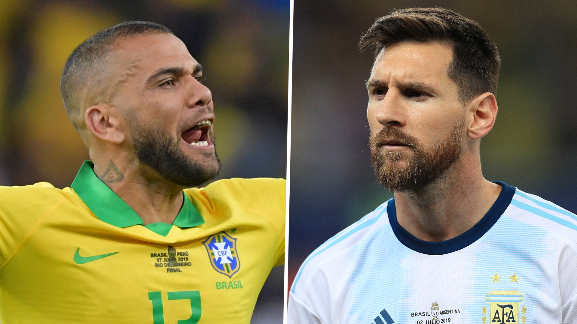 Egyptian team want to sign Dani Alves and talk to Messi
