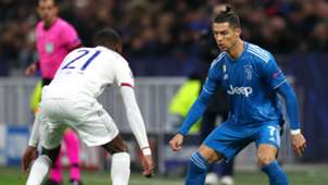 Cristiano Ronaldo Lyon Juventus