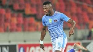 Augustine Chidi Kwem of Chippa United, February 2020