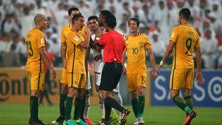 Australia UAE