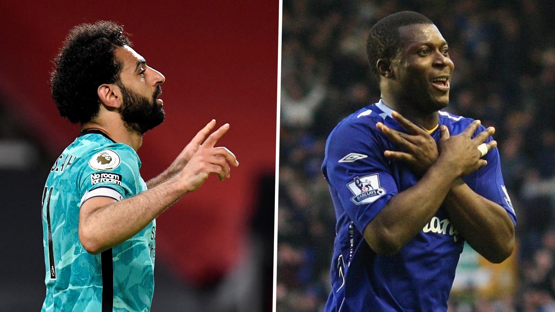 Liverpool star Salah overtakes Nigeria legend Yakubu in Premier League goalscoring chart