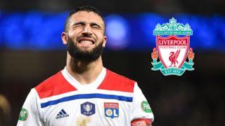 Nabil Fekir Lyon Liverpool