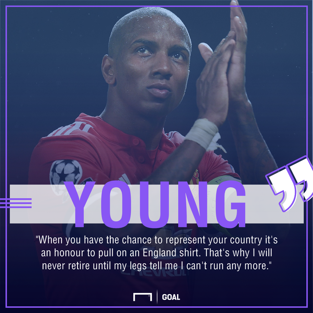 Ashley Young quote