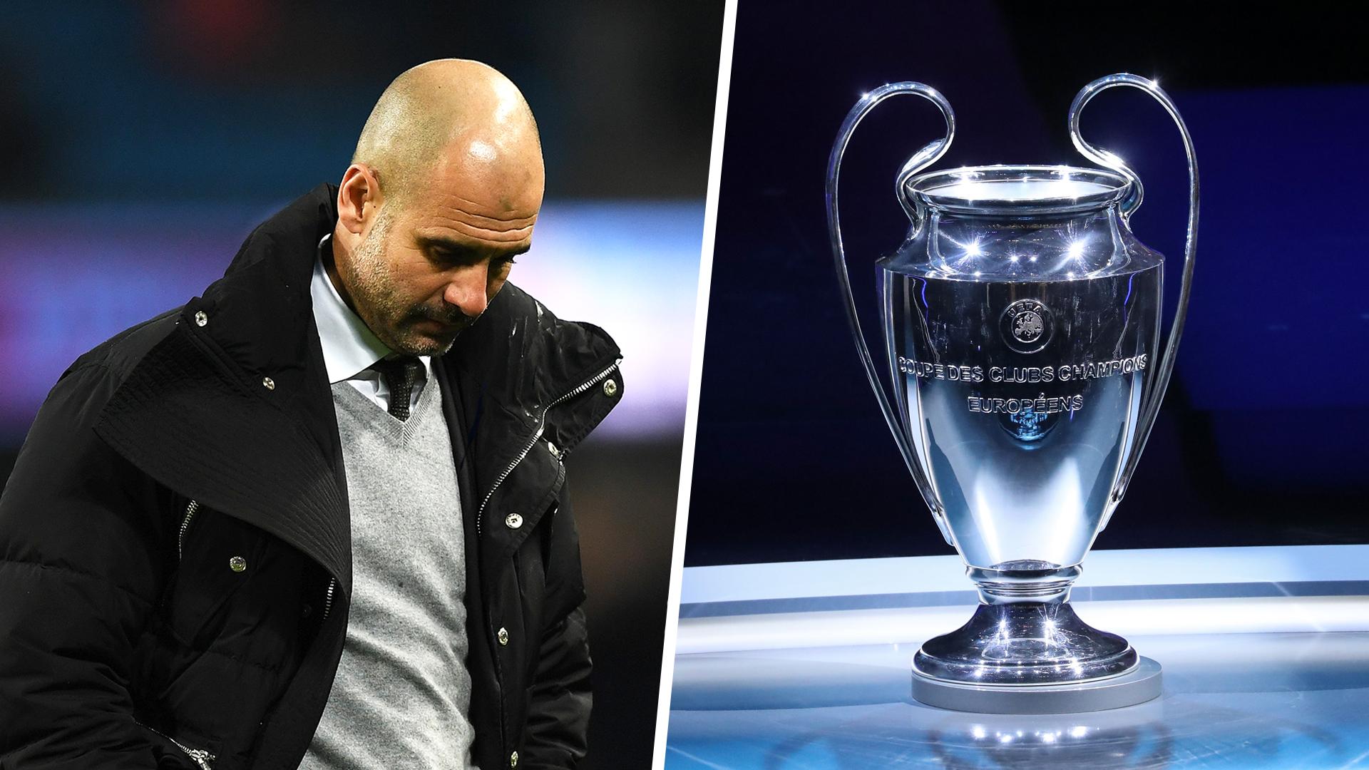 Ligue des champions - Manchester City a fait appel devant le TAS