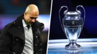 Manchester City Champions League 2020