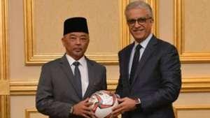 Shaikh Salman, Asian Football Confederation