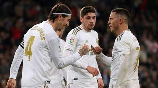 Real Madrid vs. Eibar en directo: resultado, alineaciones, polémicas, reacciones y ruedas de prensa | Goal.com