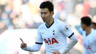 Son Heung-min Tottenham 2019-20