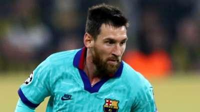 Lionel Messi Barcelona 2019-20