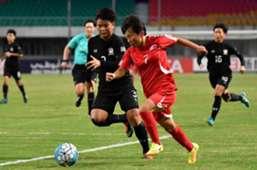 ฟุตบอลหญิงทีมชาติไทย รุ่นอายุไม่เกิน 19 ปี