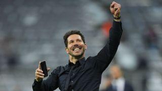 Diego Simeone Atletico Madrid 2016