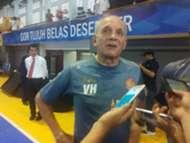Vic Hermans - pelatih timnas futsal Indonesia