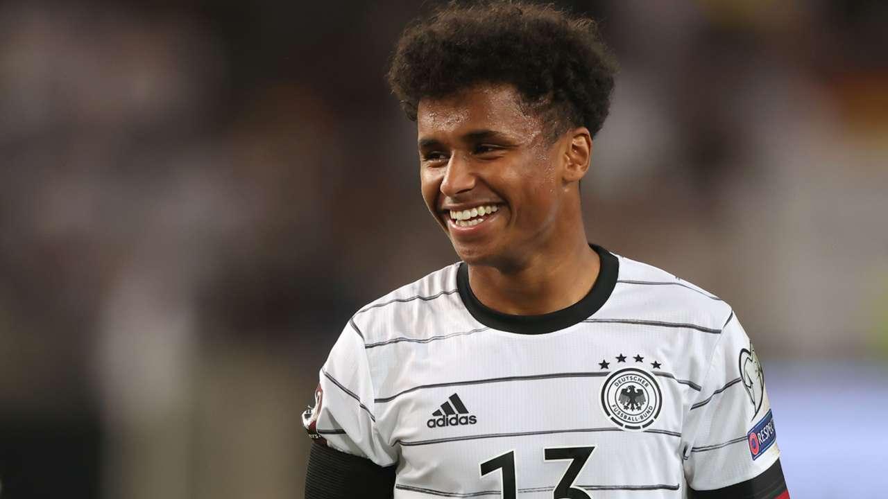 Karim Adeyemi Germany 2021