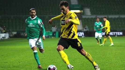 Wer zeigt / überträgt BVB (Borussia Dortmund) vs. Werder Bremen live im TV und LIVE-STREAM? Die Übertragung der Bundesliga | Goal.com