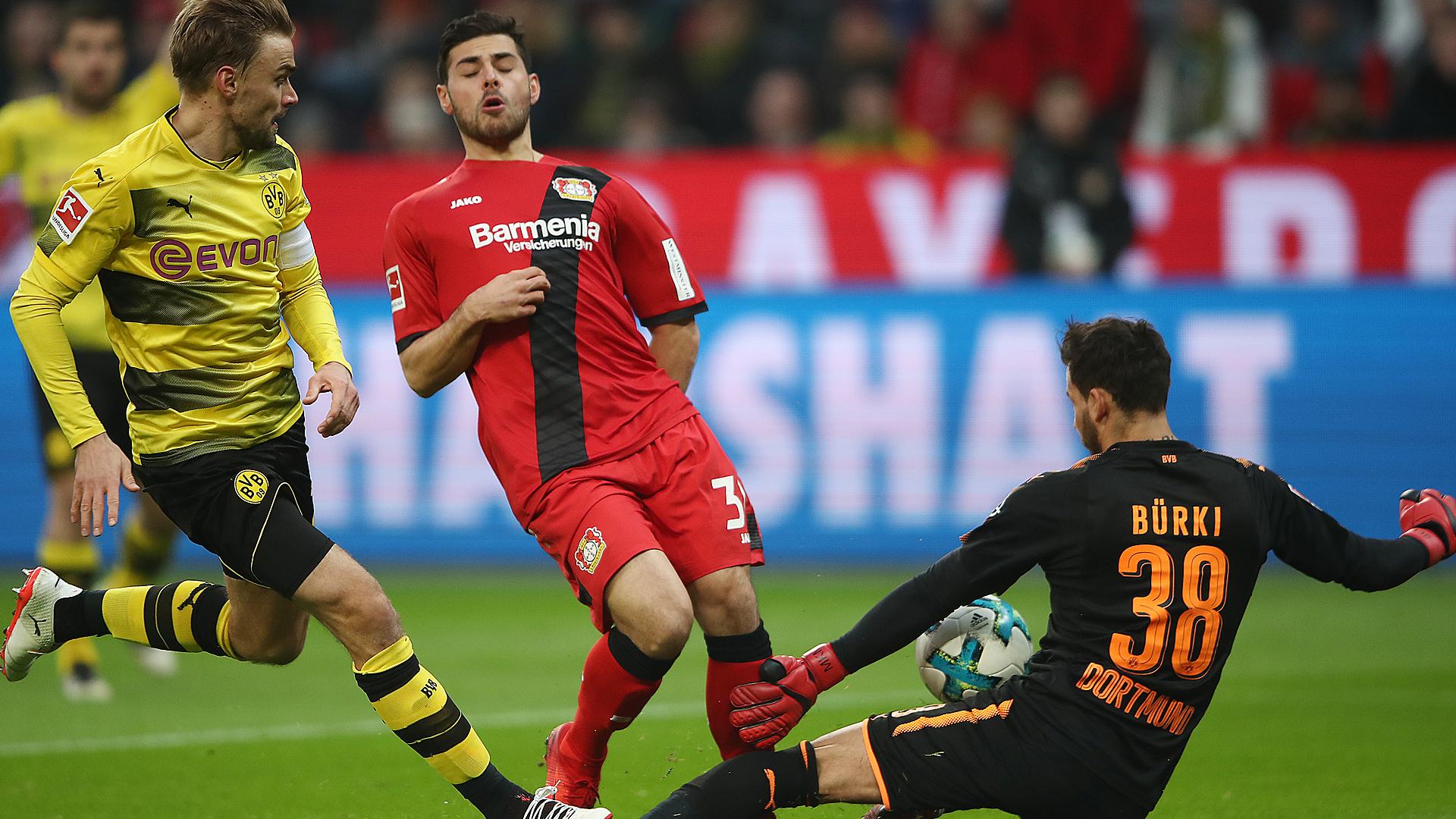 Dortmund Bayer Leverkusen