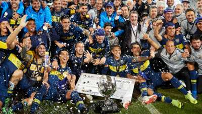 Boca Central Supercopa Argentina 030519