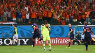Spain vs Netherlands 2014 World Cup