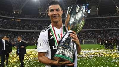 Cristiano Ronaldo Juventus Milan Supercoppa