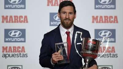 Lionel Messi Pichichi Trophy