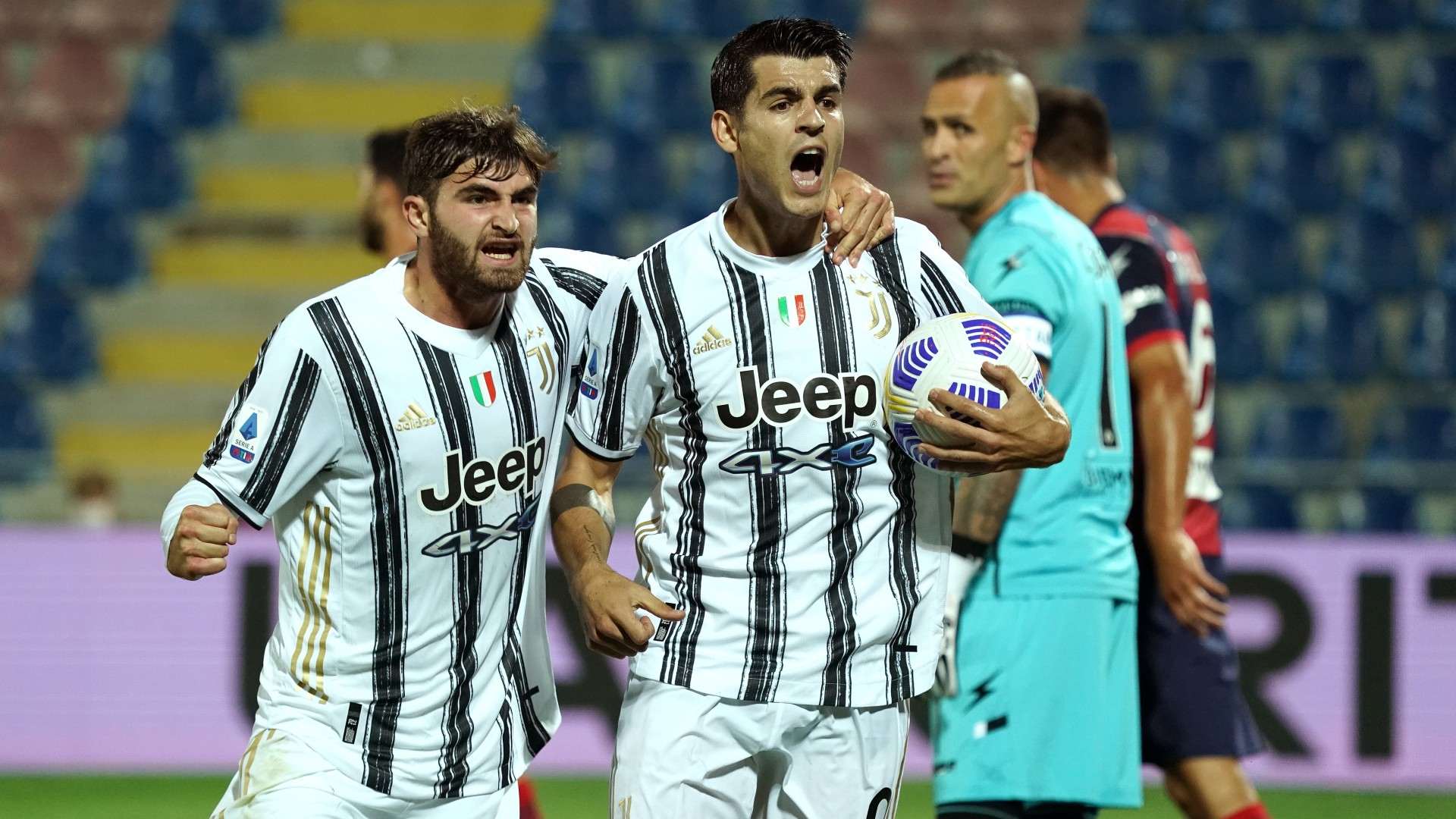 Crotone-Juventus 1-1: rivivi il LIVE! | Goal.com