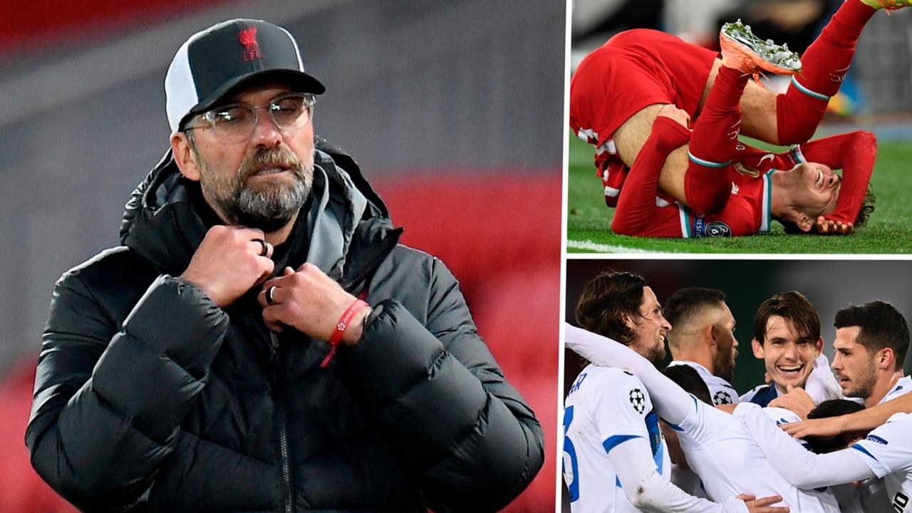 Klopp's worst nightmare: Deadly December awaits Liverpool ...