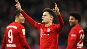 Philippe Coutinho FC Bayern 14122019