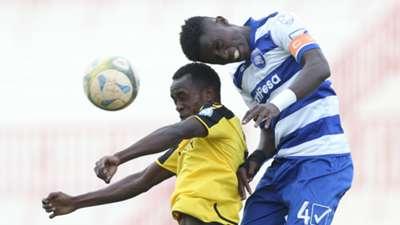 Antony Ndolo and Kamura Robinson