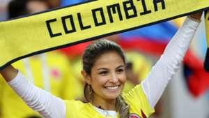 美女サポワールドカップ_コロンビアvsイングランド_コロンビア3