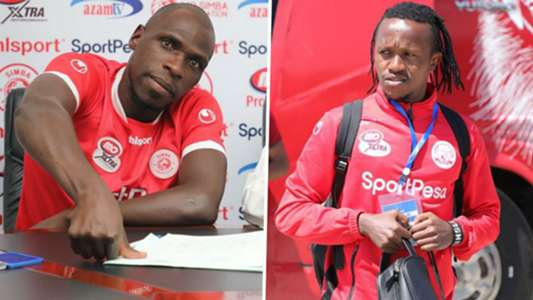 Kahata: Harambee Star lauds Onyango for constant show at Simba SC | Objective.com