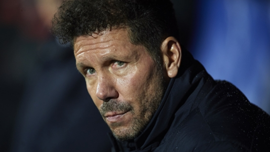 Simeone concerned Atletico are slipping back into old habits after 'losing a half' in Eibar defeat