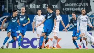 Hoffenheim Basaksehir UEL 101192017