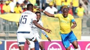 Mamelodi Sundowns Hlompho Kekana, October 2018