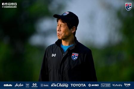 HLV Nishino: U23 Thái Lan quyết tâm chứng tỏ vị trí trên bản đồ bóng đá châu Á   Goal.com