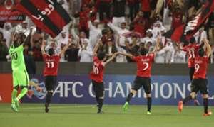 Al Rayyan celebrate
