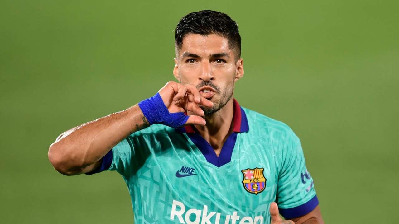 Luis Suarez Villarreal vs Barcelona La Liga 2019-20