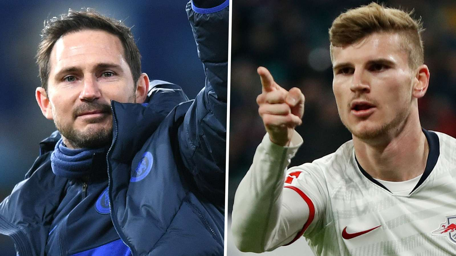 Frank Lampard Timo Werner