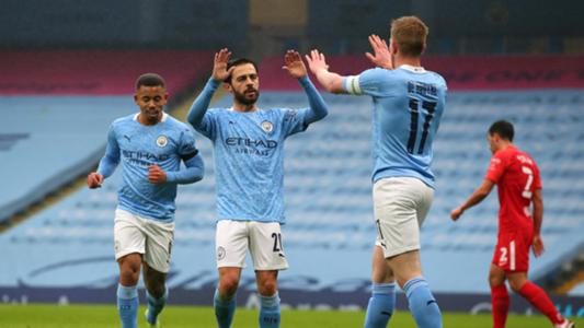 El resumen del Manchester City vs Brighton de la Premier League 2020-2021: vídeo, goles y estadísticas | Goal.com