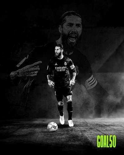 Sergio Ramos Goal 50