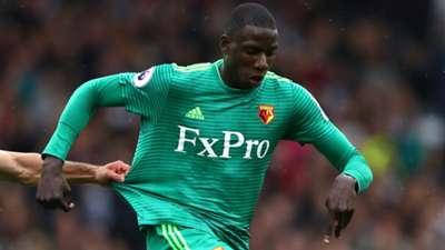 Abdoulaye Doucouré - Watford 2018