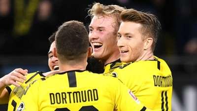 Julian Brandt Borussia Dortmund 2019-20