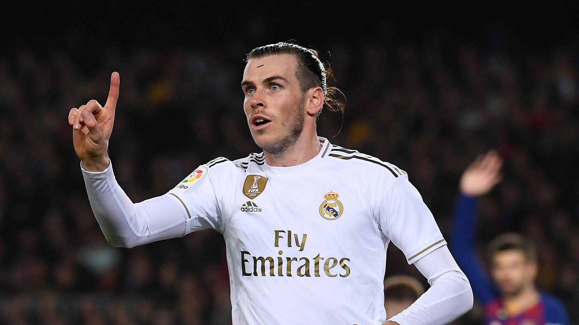 """Real Madrid, Bale : """"Le confinement est strict en Espagne"""""""