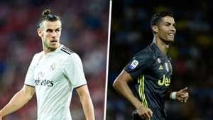 Gareth Bale Real Madrid Cristiano Ronaldo Juventus