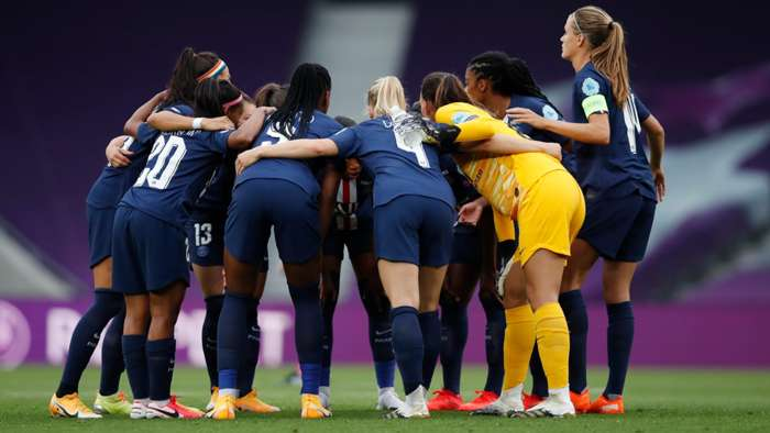 PSG women Champions League 2020