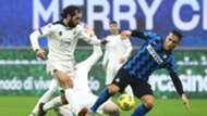 Lautaro Martínez Inter Spezia