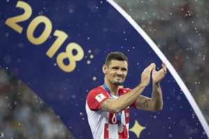 Dejan Lovren : Croatia - 2018 FIFA World Cup