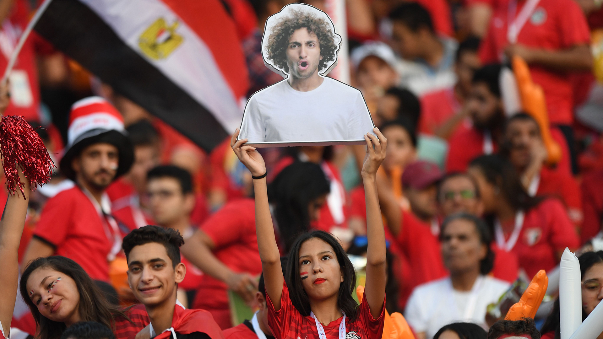 Amr Warda Egypt AFCON